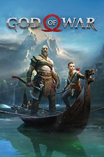God Of War - Gaming Poster/Print (Game Cover/Key Art) (Size: 24