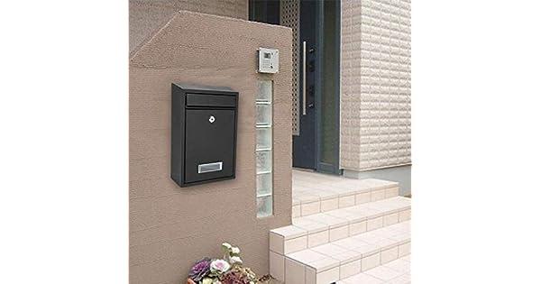 صندوق البريد على الحائط Postbox for Outside Wall Suggestion