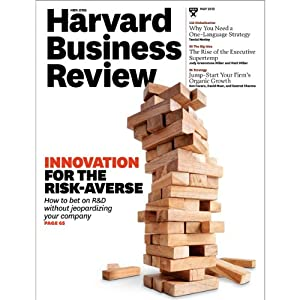 Harvard Business Review, May 2012 Periodical