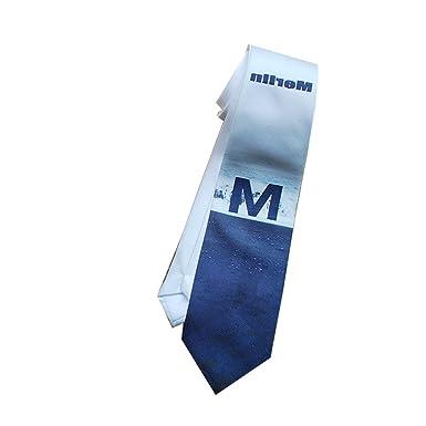 El Diseo De Casa Mar Azul De Tinta Impresion Textil Corbata A ...