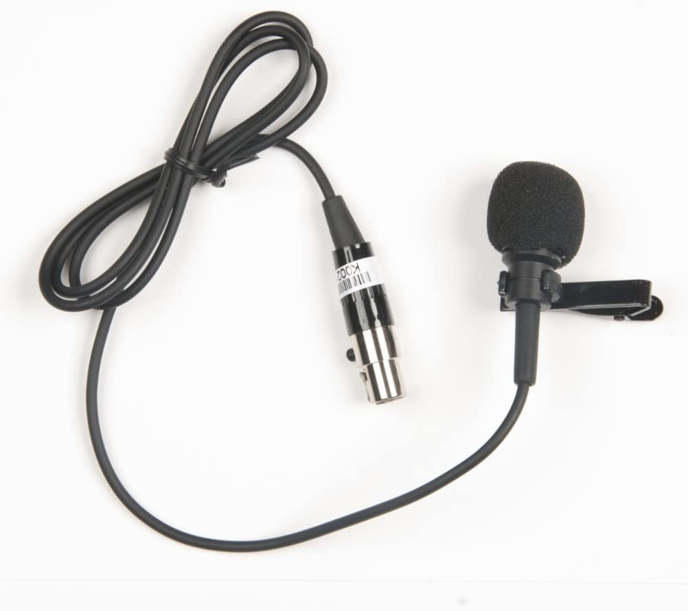 Anchor Audio EM-TA4F Earset Microphone with TA4F Connector