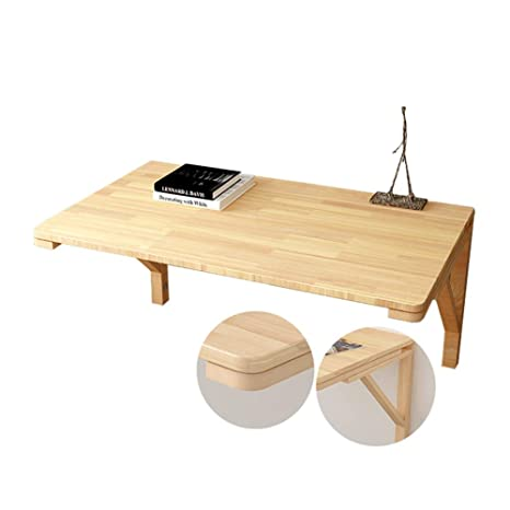 FF Mesa Plegable de Pared Mesa Plegable Desplegable Montada En La ...