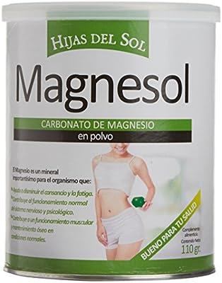 Ynsadiet Carbonato Magnesio - 110 gr: Amazon.es: Salud y cuidado ...