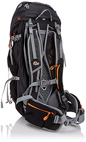 Lowe Alpine Airzone Trek+ - Macuto de senderismo, color negro, talla 35-45 l negro