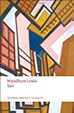 Tarr by Wyndham Lewis front cover