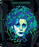 Edward Scissorhands Comic Con Exclusive Limited Edition Blu Ray