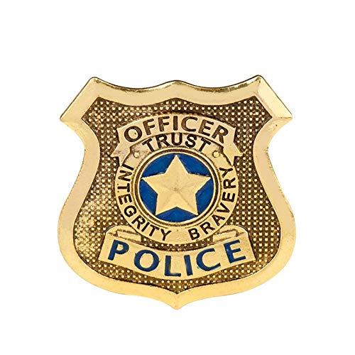 Algol - Movie Zootopia Judy Hopps POLICE BADGES