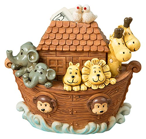 Fashioncraft Noah's Ark Bank (Noah Ark Toppers Cake)