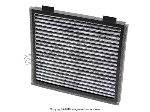 Volvo s/v-40 (00-04) Interior Air Filter (Charcoal Activated) AIRMATIC