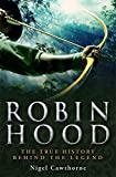 A Brief History of Robin Hood by Nigel Cawthorne front cover