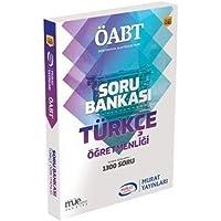 Murat ÖABT KPSS Türkçe Öğretmenliği Soru Bankası 1282
