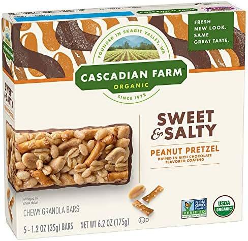 Granola & Protein Bars: Cascadian Farms Sweet & Salty