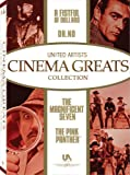 United Artists Cinema Greats Collection, Set One (The Pink Panther / A Fistful of Dollars / Dr. No / The Magnificent Seven)