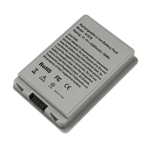Battery for Apple PowerBook G4 15