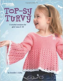 Buy Top,sy Turvy 5 Crochet Sweaters for Girls\u0027 Sizes 2,10