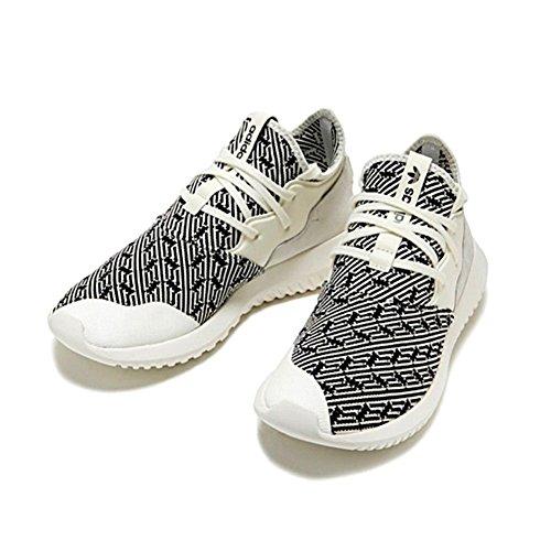 Chaussures adidas - Tubular Entrap Pk W blanc/blanc/noir taille: 43 1/3