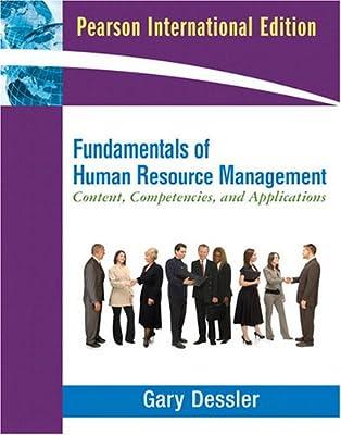 fundamentals of human resource management gary desslerfundamentals of human resource management