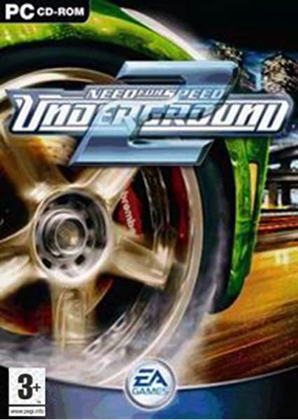 Import Anglais]Need For Speed Underground 2 Game PC: Amazon.es: Electrónica