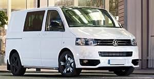 VW Volkswagen T5 Facelift Spoiler delantero enfoque FRONTAL Sportline Alerón