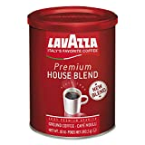 LAV2709 - Lavazza Premium House Blend Ground Coffee Ground