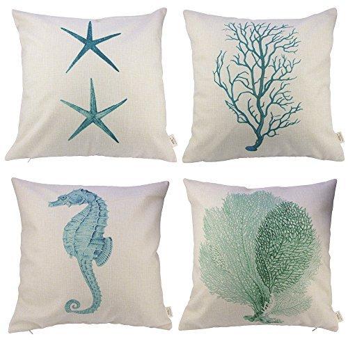 Ocean Throw Pillows Amazon Com