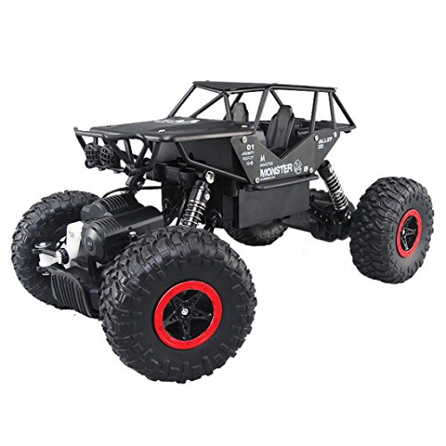 RC Toy,RC Cars Truck- 1/18 Scale High-speed Remote Control Car Off-Road 4WD Radio Controlled Electric Vehicle [ATV Buggy Monster Truck] , Birthday Gift For Friends,Kids Boys,Sons,Adults (Personal Electric Vehicle)