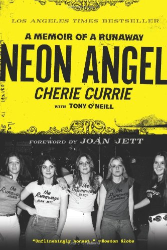 Book cover for Neon Angel