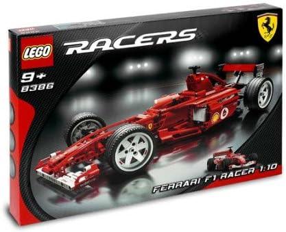Lego Racers 8386 Ferrari F1 Racer Groß Amazon De Spielzeug