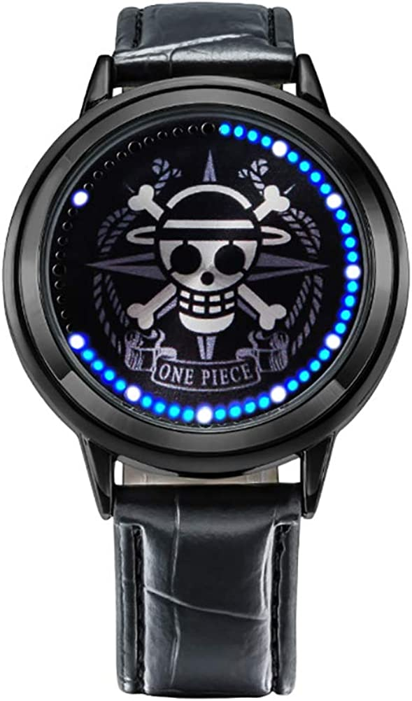 Wildforlife Anime One Piece Monkey D Luffy Collector's Edition Watch