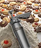Marcato Atlas Biscuit Maker Cookie Press, Made in