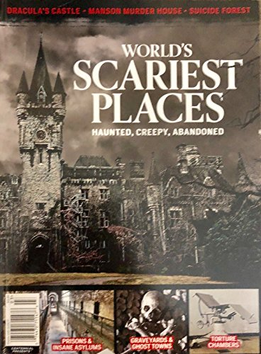 WORLD'S SCARIEST PLACES 2017** for $<!--$8.99-->