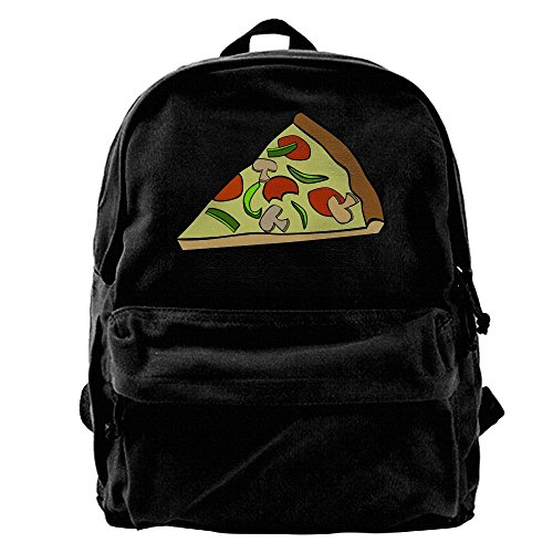 Pizza Clipart Outdoor Backpacks Basic Shoulders Bag Knapsack Purse Clipart