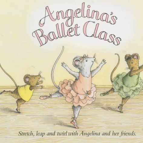 Download Angelina's Ballet Class (Picture Puffin) ebook