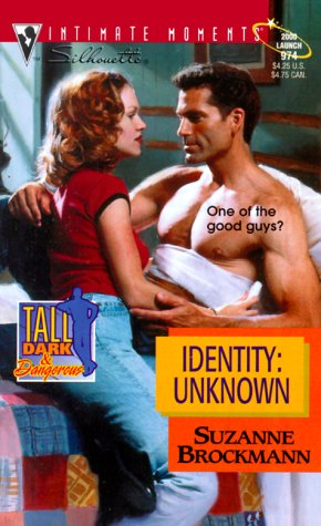 book cover of Identity, Unknown