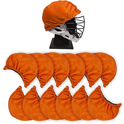 Predator Sports Helmet Covers (Orange)