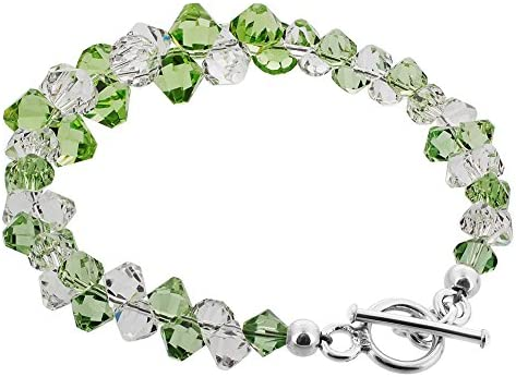 Crystal Avenue Sparkling Cherry Ankle Bracelet Jewelry