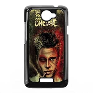 HTC One M7 Cell Phone Case Black Home on the Range Character Audrey the Chicken CGG