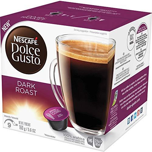 nescafe dolce gusto dark roast - 4