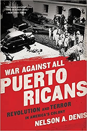 Image result for war against all puerto ricans