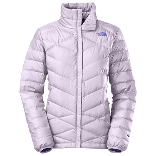 The North Face Aconcagua Jacket Womens (Small, Soft Purple)