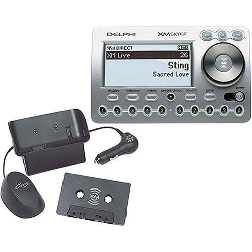 amazon com delphi sa10126 skyfi2 car bundle cell phones accessories rh amazon com