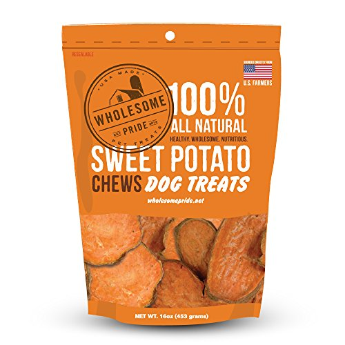 Wholesome Pride Treats Sweet Potato product image