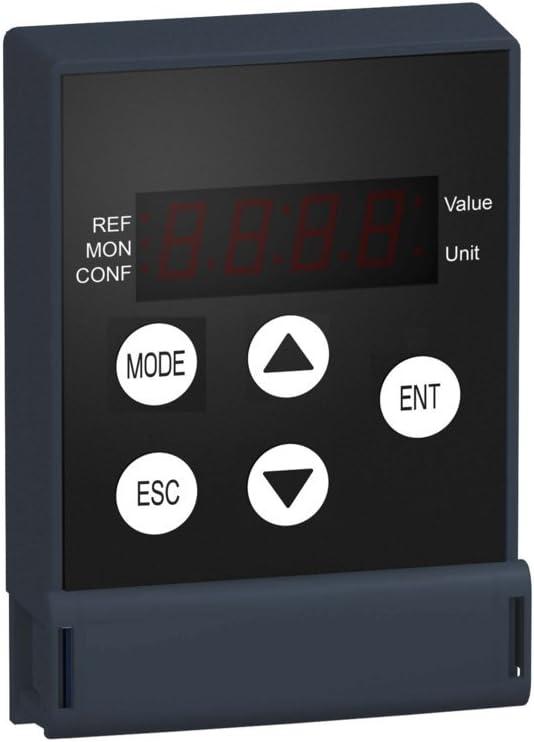 SCHNEIDER ELECTRIC VW3A1104R10 Rj45-Rj45 Cbl para mando a distancia LCD Kypd 1 Met: Amazon.es: Bricolaje y herramientas