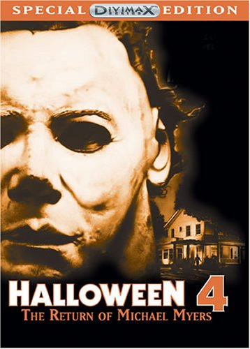 Halloween 4: The Return of Michael Myers (Special DiviMax Edition) (Donald Pleasence Halloween 4)