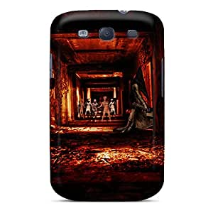 Snap-on Case Designed For Galaxy S3- Silent Hill