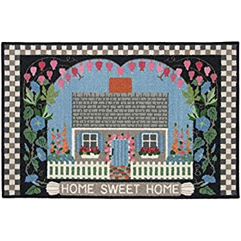 Amazon Com Kitchen Rugs Area Rugs Claire Murray Rugs Washable Rugs