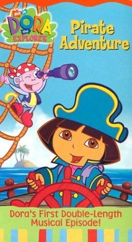 Dora the Explorer [VHS] -