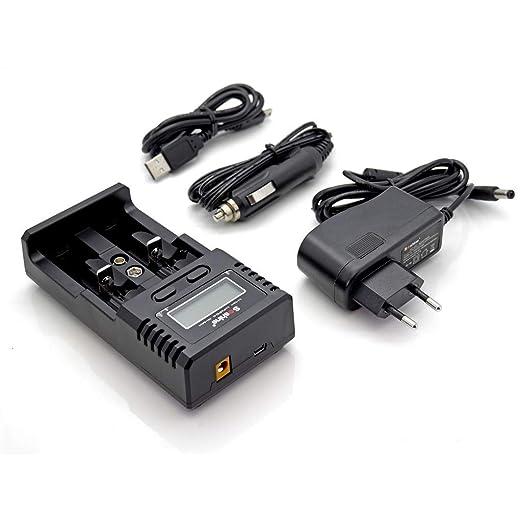 HSKB Powerline 2 Cargador de batería inteligente ...