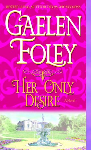 book cover of Her Only Desire