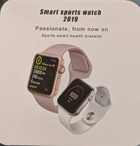 Amazon.com: IWO 9 Smart Watch: Electronics